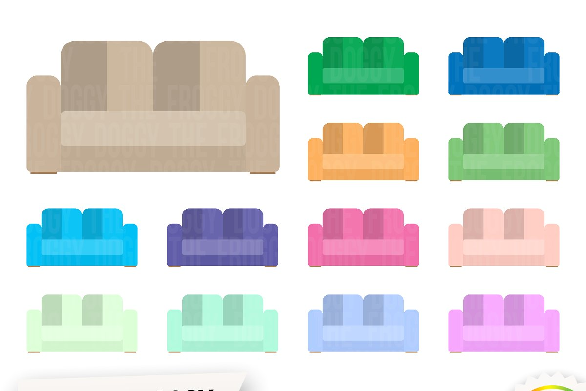 Are clipart files compressed clipart download Sofa Clipart clipart download