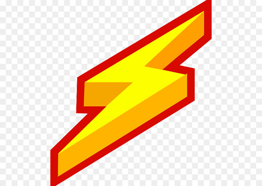 Electricity clipart jpg free Lightning Cartoon clipart - Electricity, Lightning, Yellow ... jpg free