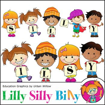 Are jpegs or cliparts smaller clip art Clipart Silly Kids {Lilly Silly Billy}   Cliparts Freebies   Clip ... clip art