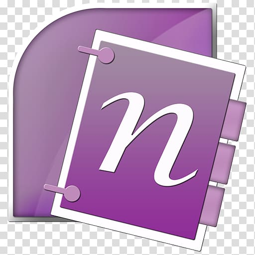 Onenote clipart png black and white stock Microsoft OneNote Microsoft Office SharePoint Application software ... png black and white stock
