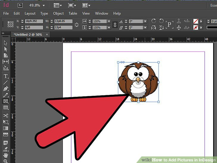 Are there clipart or vector images indesign jpg freeuse library How to Add Pictures in InDesign: 7 Steps (with Pictures) - wikiHow jpg freeuse library
