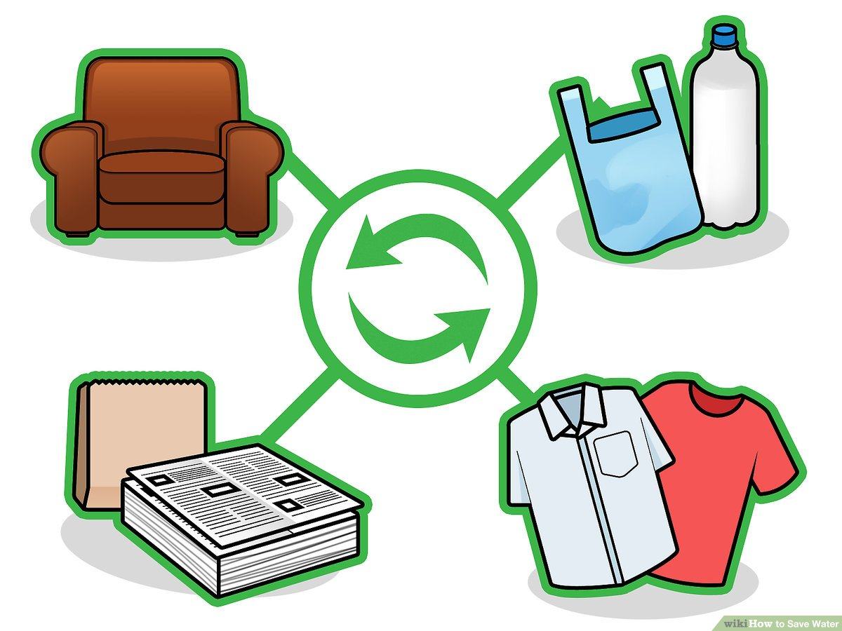 Are there few who are saved clipart picture freeuse download The Easiest Way to Save Water - wikiHow picture freeuse download