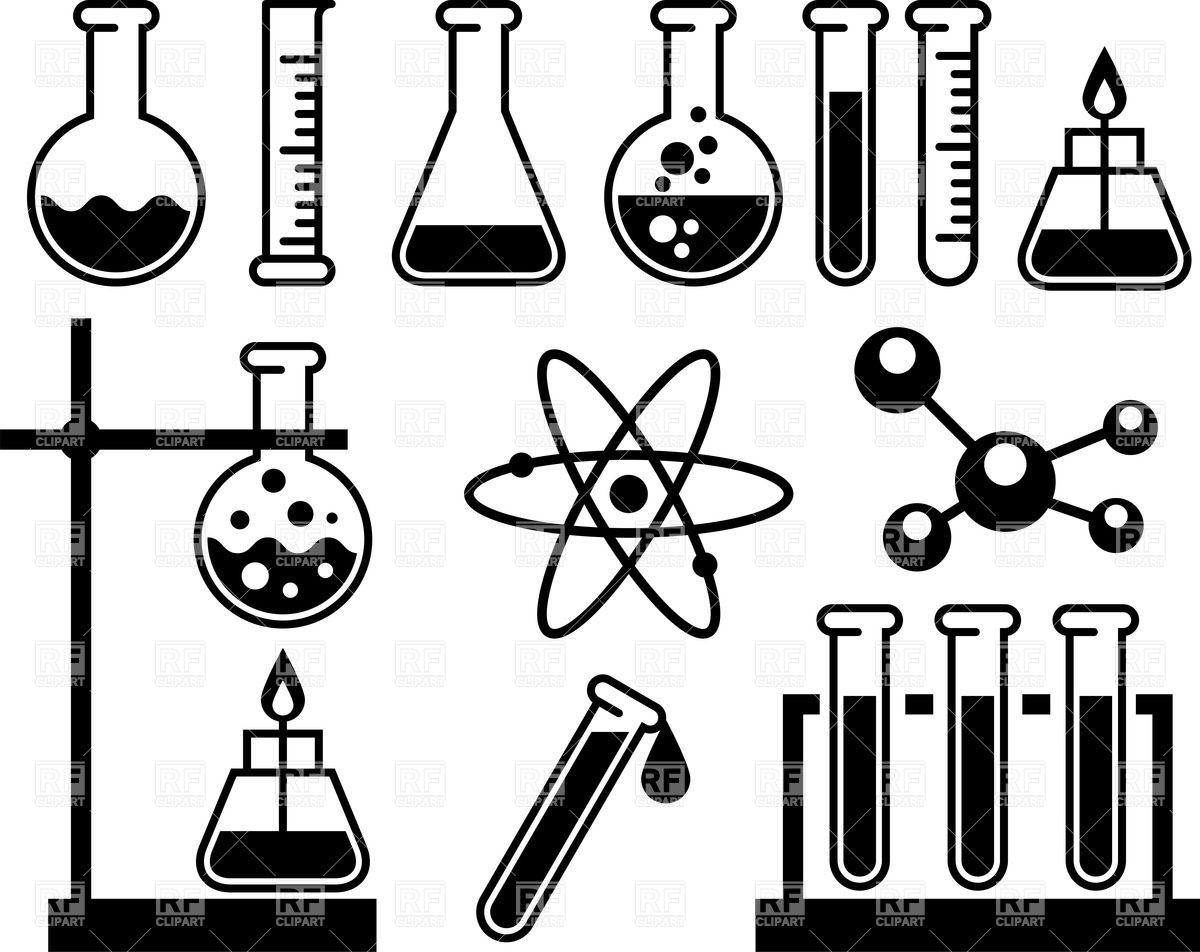 Beaker spill clipart black and white clipart png black and white download Pin by Omar Calderon on Steam | Chemistry lab equipment, Lab ... png black and white download