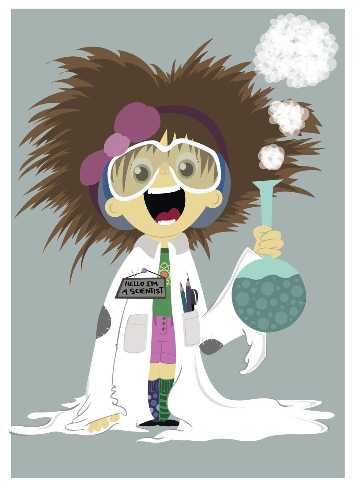 Are you positive chemistry clipart freeuse female scientist clipart - Google Search | Wish I was a teacher ... freeuse