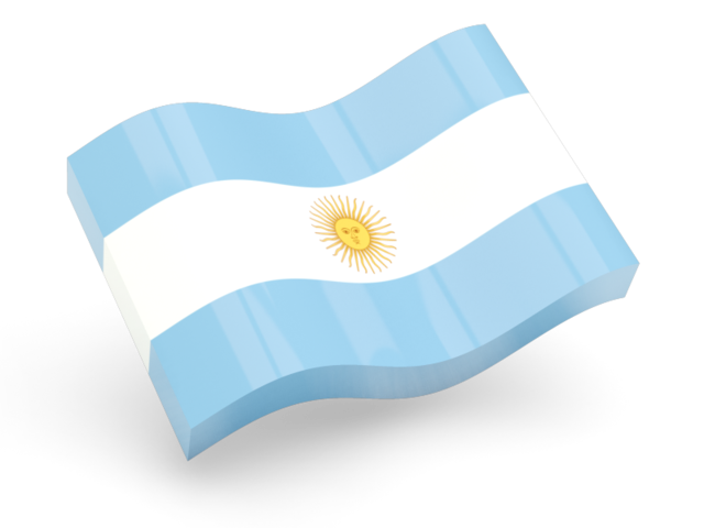Argentina money clipart clipart transparent library Argentina Flag Clipart Icon | Web Icons PNG clipart transparent library
