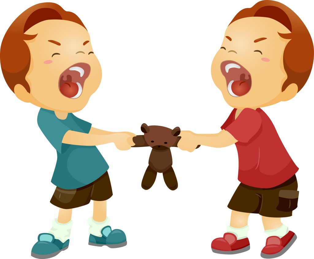 Arguing sibling clipart clipart royalty free download Sibling Rivalry Tips to Help Your Kids Get Along - clipart royalty free download