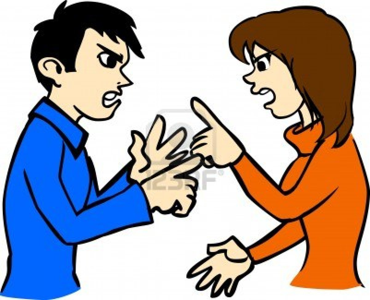 Library of two people arguing clipart royalty free download png ...