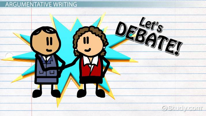 Argumentative writing clipart clip art free library How to Develop Strong Claims & Counterclaims in Writing - Video ... clip art free library