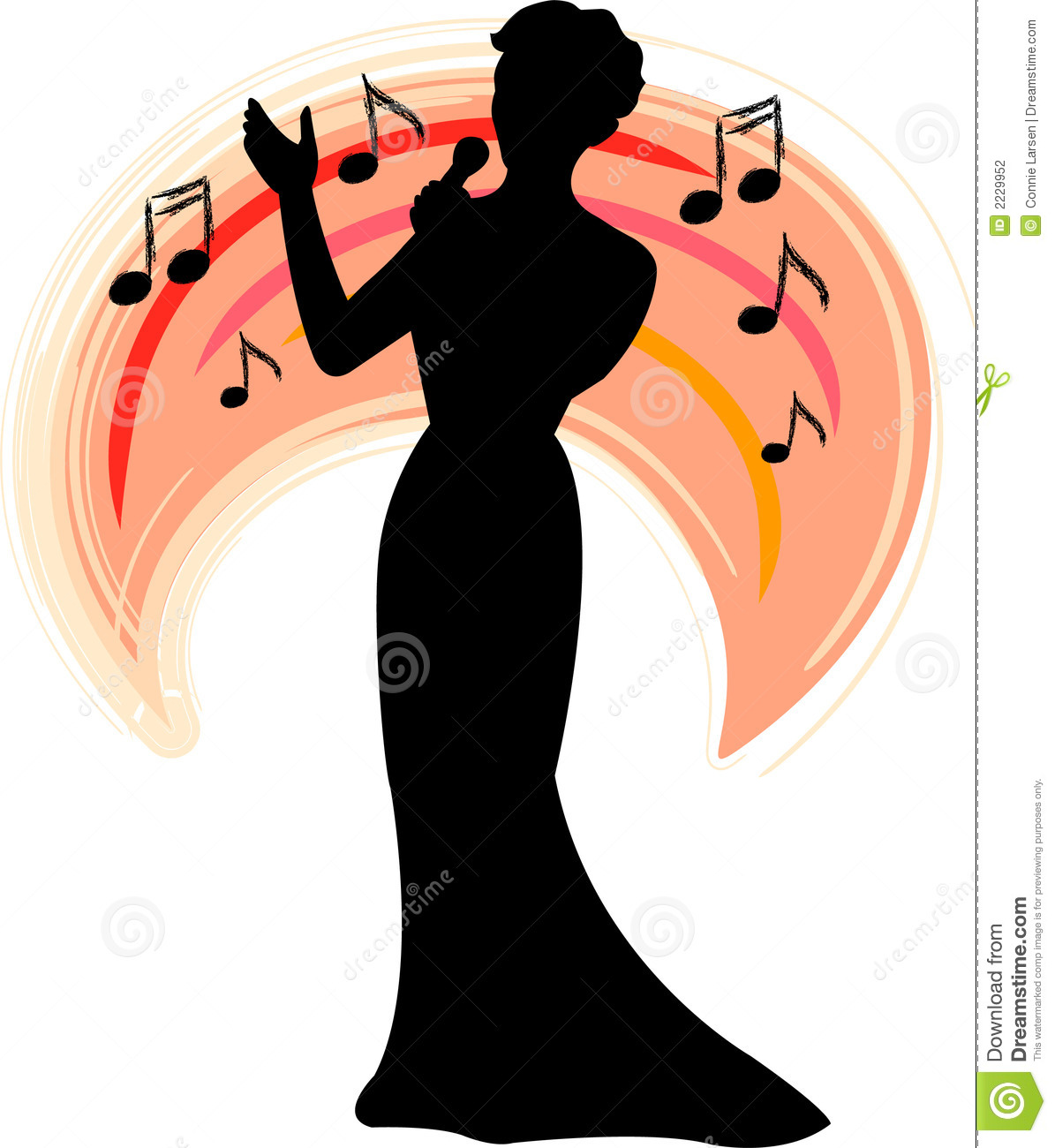 Arican american opera singer clipart clip library download Singers Clipart | Free download best Singers Clipart on ClipArtMag.com clip library download