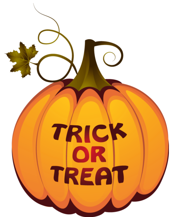 Decorative pumpkin clipart freeuse library Transparent Trick or Treat Pumpkin PNG Clipart | Gallery ... freeuse library
