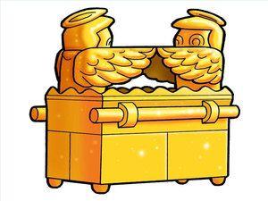 Ark of covenant clipart library Golden Ark of Covenant. – Slide 4 | Jesus Board | Free christian ... library