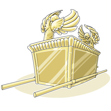 Ark of the covenant free clipart commercial use graphic royalty free Christian clipArts.net _ The Ark of the Covenant graphic royalty free