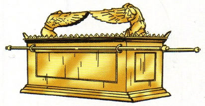 Ark of covenant clipart clip art black and white library Ark of the Covenant clip art black and white library