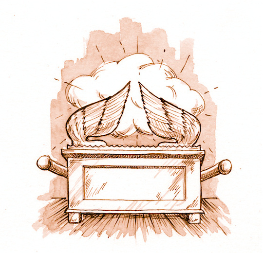 Ark of the covenant free clipart commercial use clip free library Leviticus 16 Illustration - Ark of the Covenant | Saint Mary\'s Press clip free library