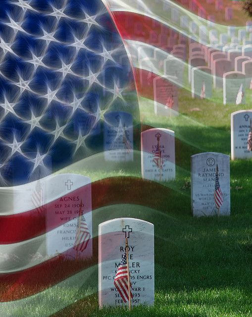 Arlington national cemetery clipart banner free download Memorial Day Free Download Poster, Graves at Arlington National ... banner free download