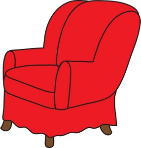 Arm chair clipart image black and white library Arm Chair Clipart Image: clip | Clipart Panda - Free Clipart Images image black and white library
