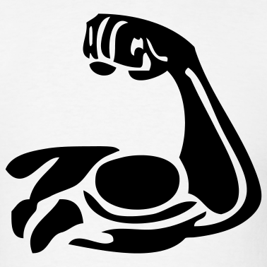 Bicep flex clipart clip freeuse stock biceps-clipart-bicep-muscle-arm-flex-png - SEEDS clip freeuse stock
