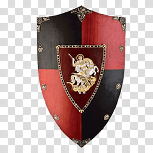 Arm in armor with dagger crest clipart transparent image freeuse download Shield Sword Computer Icons Medieval Illustrations , falcon ... image freeuse download