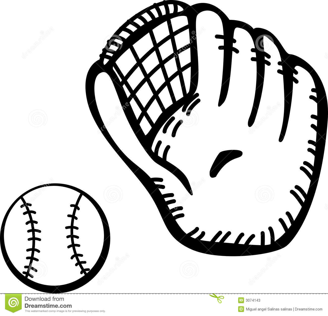 Arm in softball glove clipart clip art black and white stock Collection of Glove clipart | Free download best Glove clipart on ... clip art black and white stock