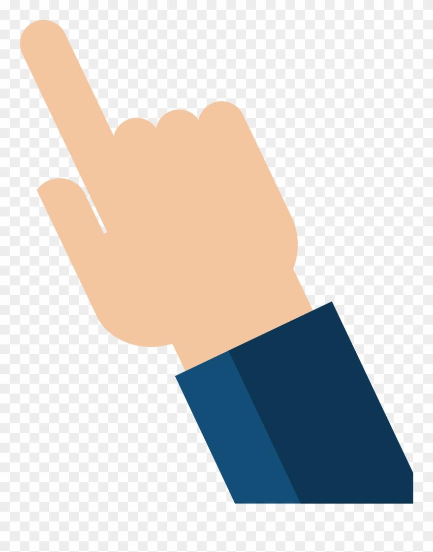 Arm pointing arrow clipart vector transparent Arm Pointing Png Clipart (#2260786) - PinClipart vector transparent