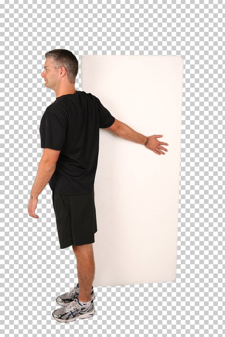 Arm stretch on wall clipart picture black and white Pectoralis Major Muscle Pectoralis Minor Muscle Stretching Exercise ... picture black and white
