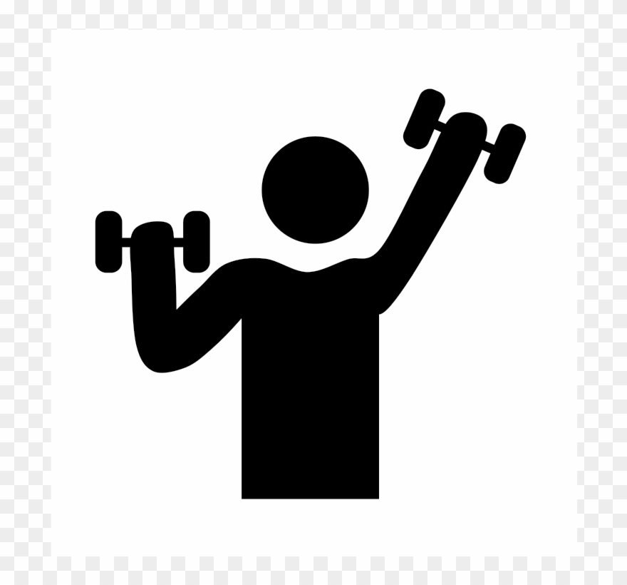 Arm work out clipart graphic transparent library Allen C - - Workout Clipart - Png Download (#1920838) - PinClipart graphic transparent library