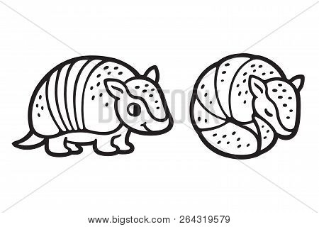 Armadillo clipart black and white svg freeuse library Armadillo Clipart Black And White (92+ images in Collection) Page 2 svg freeuse library