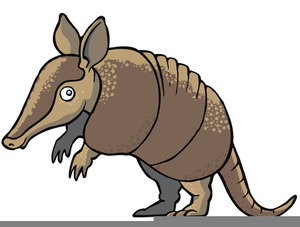 Armadillo clipart png svg royalty free library Cartoon Armadillo Clipart | Free Images at Clker.com - vector clip ... svg royalty free library