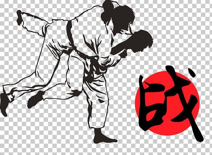 Armbar clipart banner black and white library Brazilian Jiu-jitsu Jujutsu T-shirt Judo PNG, Clipart, Art ... banner black and white library