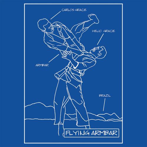 Armbar clipart clipart library Flying Armbar Blueprint clipart library