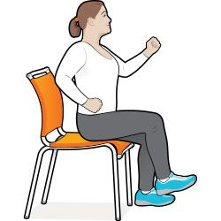 Library of chair aerobics clip free stock png files ...