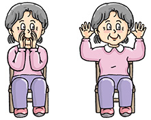 Chair aerobics clipart jpg download Leisure and Cultural Services Department - Healthy Exercise for All ... jpg download