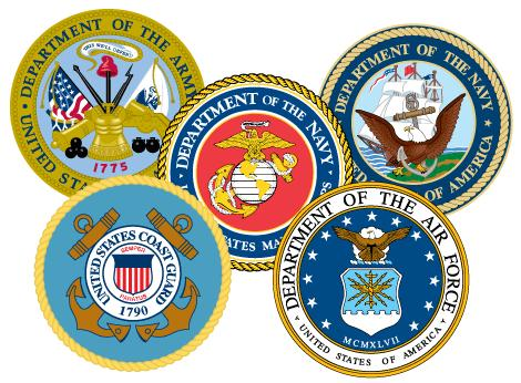 Armed forces seals clipart clip art royalty free library Armed Forces Seals Clipart & Free Clip Art Images #15372 ... clip art royalty free library