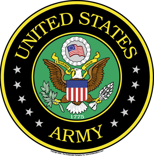 Armed forces seals clipart picture download United States Army Clipart | Free download best United States Army ... picture download