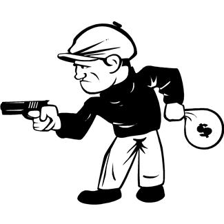 Armed robber clipart clip freeuse download Free Robbers, Download Free Clip Art, Free Clip Art on Clipart Library clip freeuse download