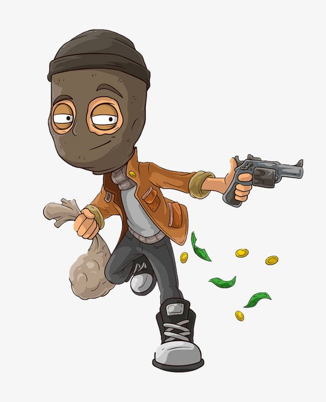 Armed robber clipart picture library stock Cartoon Robbers PNG, Clipart, Armed, Armed Robber, Cartoon Clipart ... picture library stock