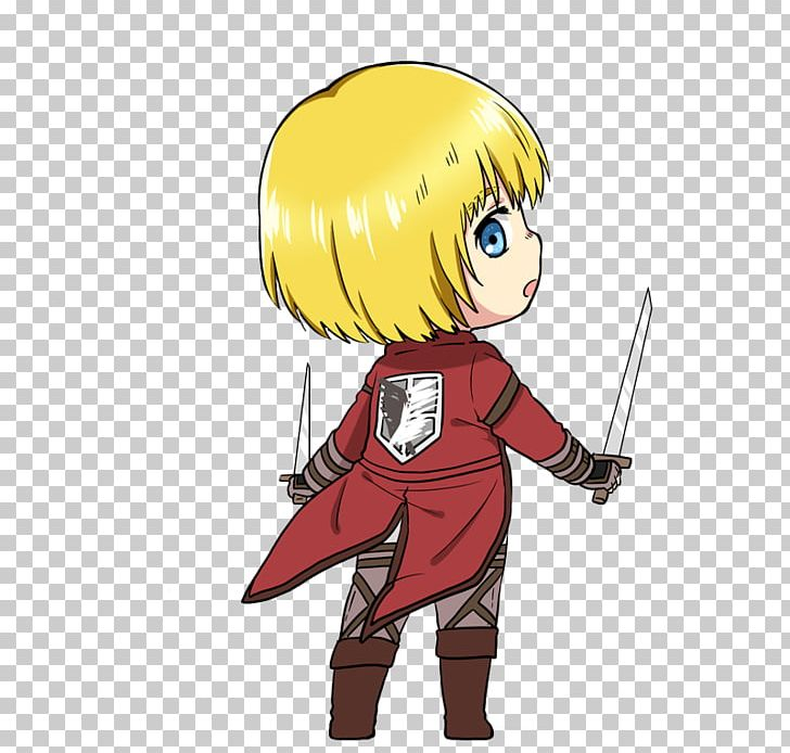 Armin clipart aot png library Armin Arlert Eren Yeager Mikasa Ackerman Attack On Titan Chibi PNG ... png library