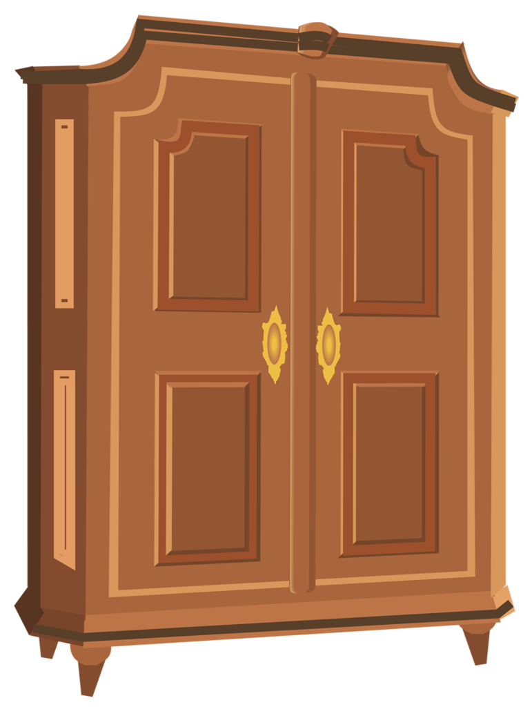 Armoire cabinet clipart image black and white stock 14 cliparts for free. Download Closet clipart wardrobe and use in ... image black and white stock