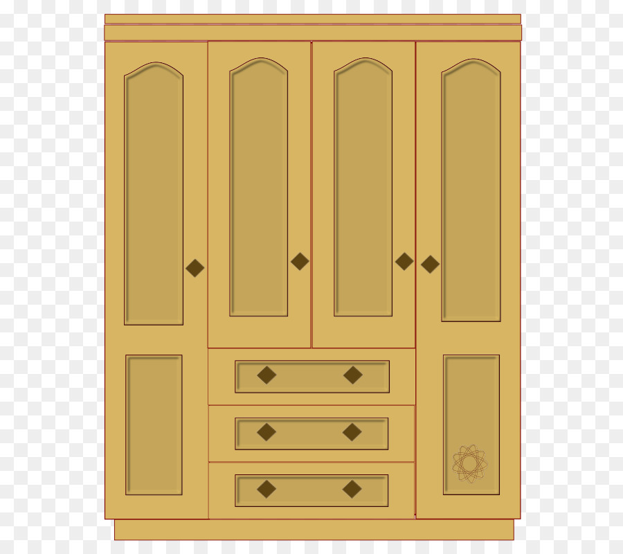 Armoire cabinet clipart graphic free stock png download - 686*800 - Free Transparent Pantry png Download. graphic free stock