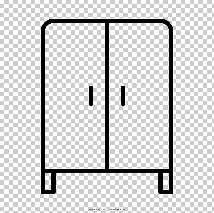 Armoire clipart black and white graphic royalty free stock Furniture Drawing Armoires & Wardrobes Cupboard PNG, Clipart, Angle ... graphic royalty free stock