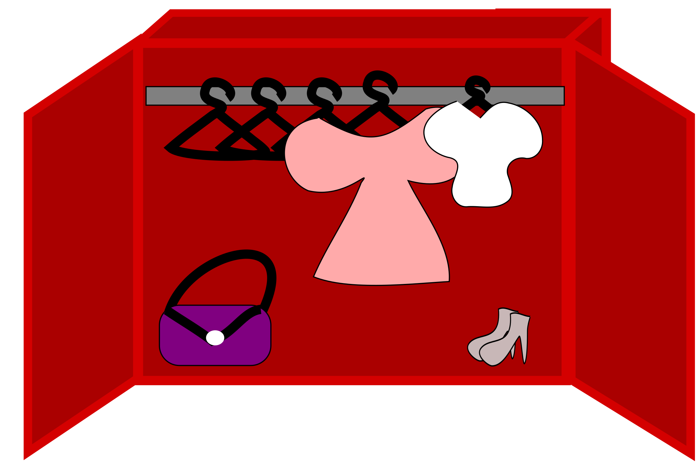 Armoire with clothing clipart graphic royalty free library Collection of 14 free Closet clipart lady clothes bill clipart ... graphic royalty free library