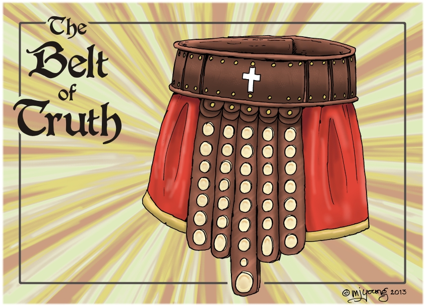 Clipart i am your truth your righteous clip art freeuse download The Belt of Truth – Welcome to IanAcheson.com clip art freeuse download