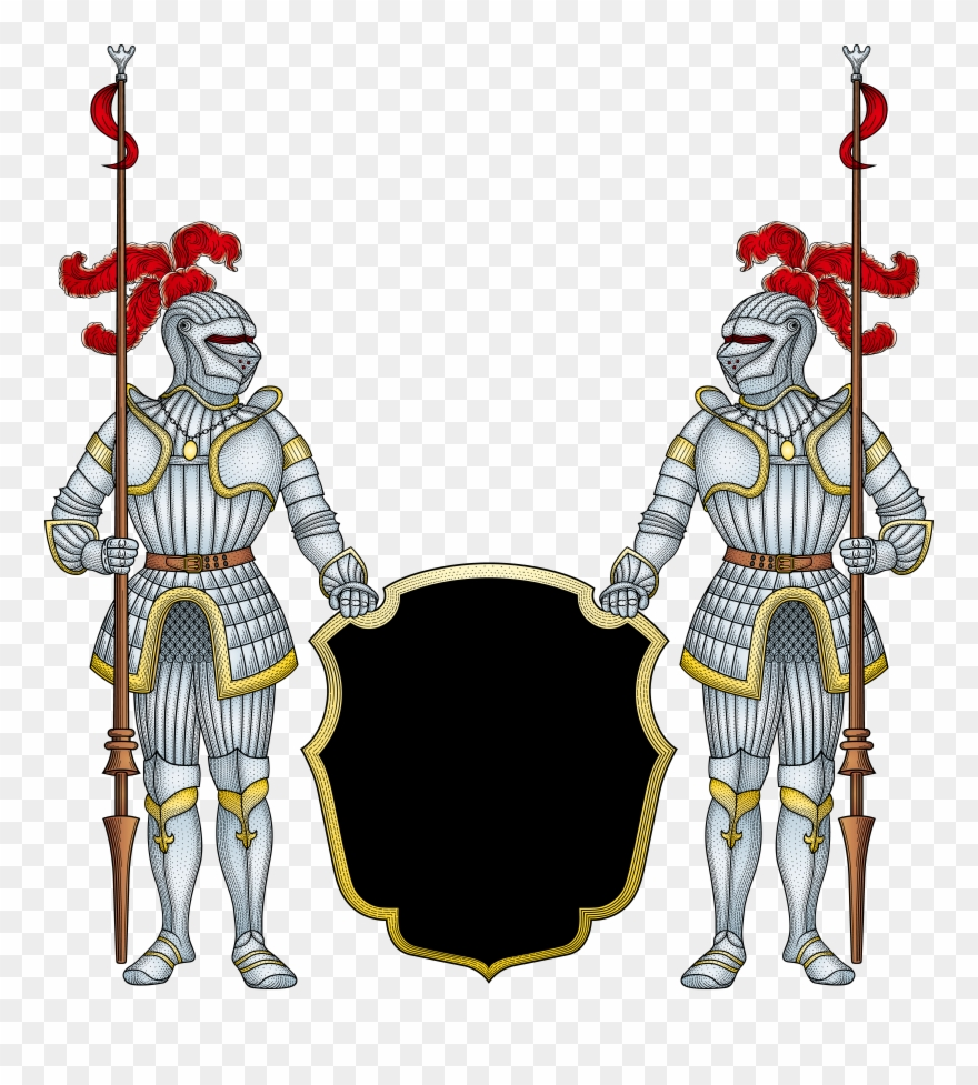 Armor plate clipart banner Armour Body Armor Plate Components Of Medieval - Vector Graphics ... banner