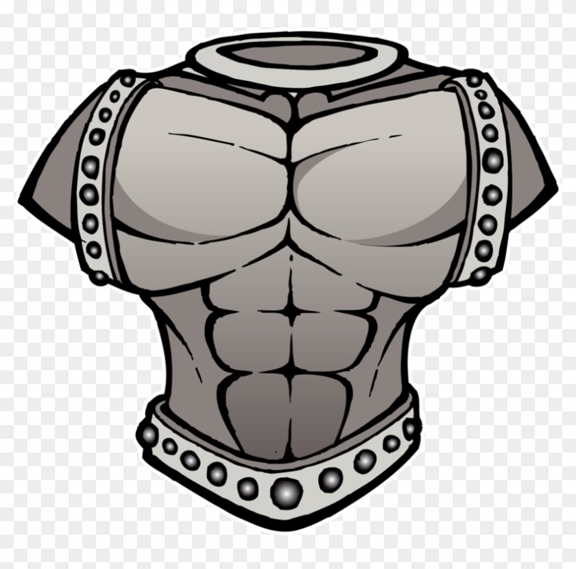 Armor plate clipart graphic free Plate Armour Body Armor Knight Computer Icons - Armor Clipart, HD ... graphic free