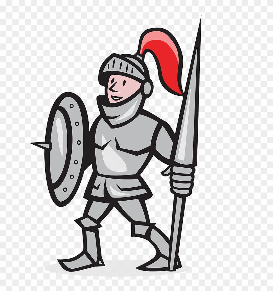 Knight in shining armor clipart png transparent library Knight Png Picture - Knight In Armor Cartoon Clipart (#1859663 ... png transparent library