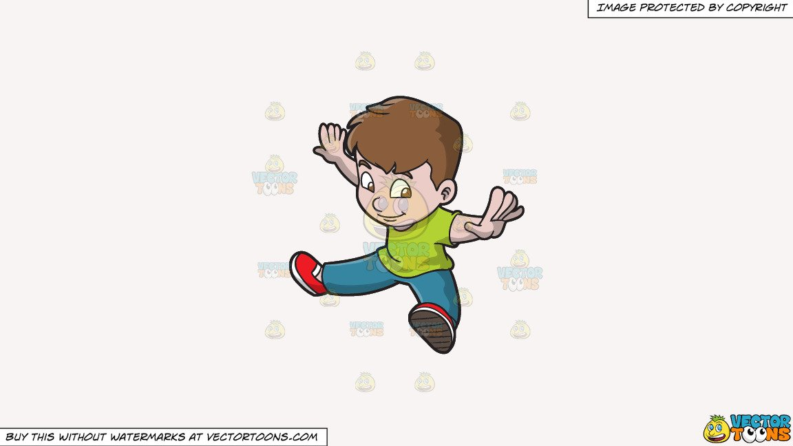Arms and legs spread out clipart svg library stock Clipart: A Boy Doing Oops Upside Your Head on a Solid White Smoke F7F4F3  Background svg library stock