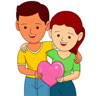 Arms around each other clipart clipart library Search Results for Couple - Clip Art - Pictures - Graphics ... clipart library