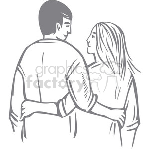Arms arount clipart svg free library couple with arms around each other clipart. Royalty-free clipart # 386669 svg free library