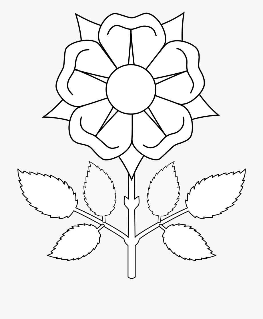 Arms full of flowers clipart svg free library Arm - Clipart - Black - And - White - Coat Of Arms Flower #146156 ... svg free library