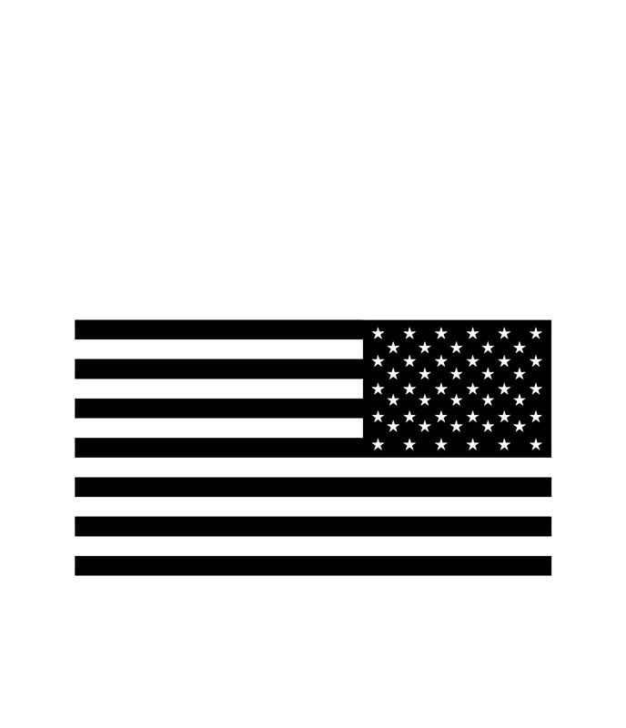 Army american flag clipart clip freeuse stock Us Flag Black And White | Free download best Us Flag Black And White ... clip freeuse stock